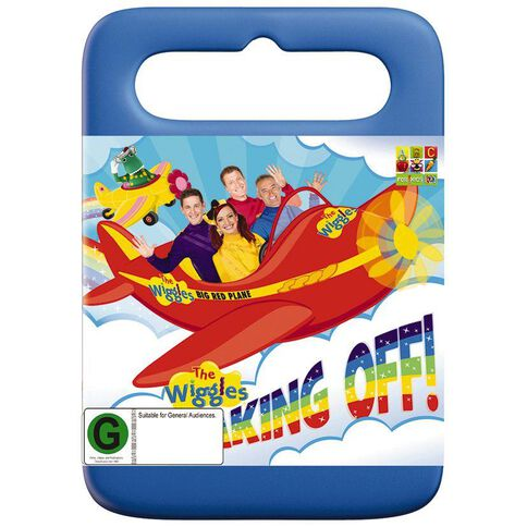 Wiggles The Wiggles Taking Off DVD 1Disc
