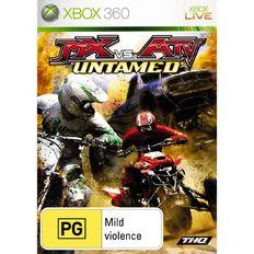 Xbox360 MX vs ATV Untamed