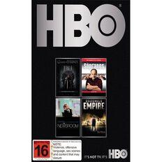 HBO Starter Box Set DVD 18Disc