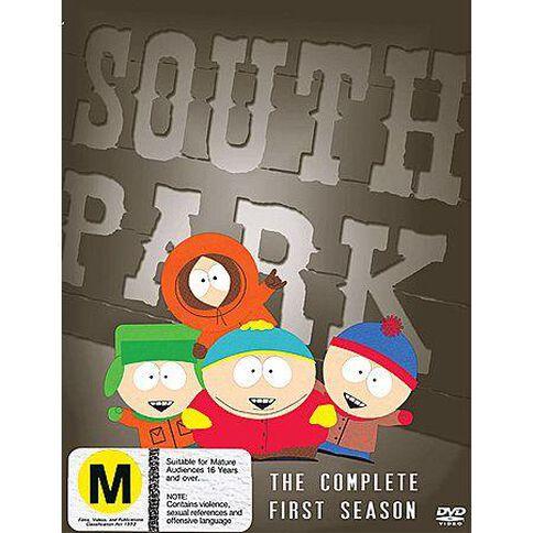 South Park Season 1 DVD 3Disc