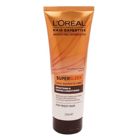 L'Oreal Paris Hair Expertise Conditioner Supersleek 250ml