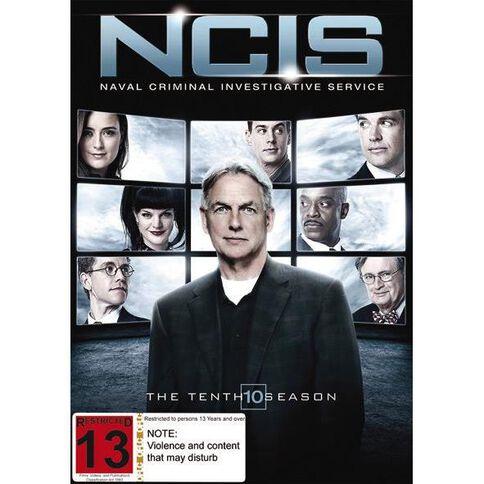 NCIS Season 10 DVD 6Disc