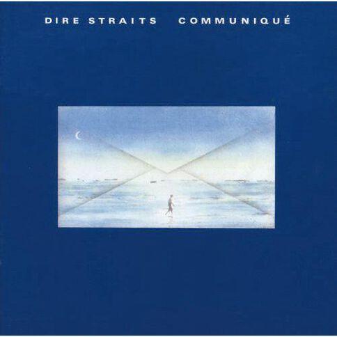 Communique CD by Dire Straits 1Disc