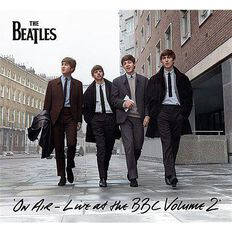 On Air Live at the BBC Volume 2 Vinyl by The Beatles 3Record