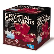 4M Crystal Growing Kits Assorted Colours