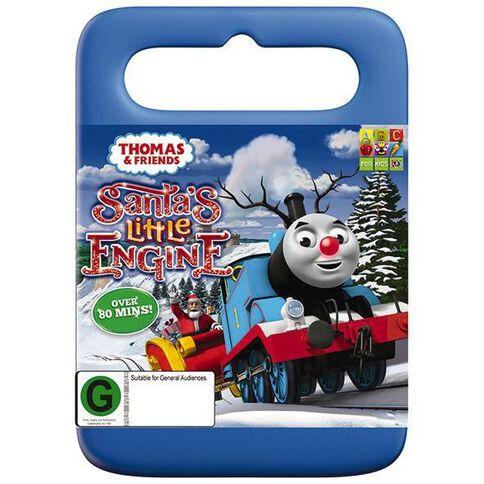 Thomas & Friends Santa's Little Engine DVD 1Disc