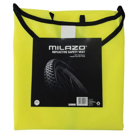 Milazo Bike Safety Vest Medium/Large