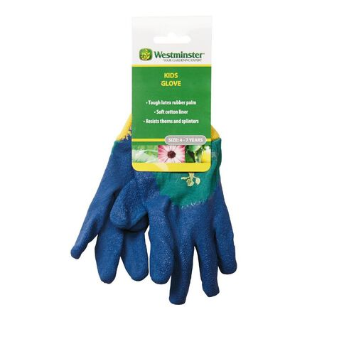 Westminster Childs Gardening Glove 4-7 Years