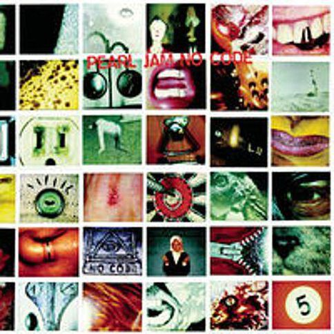 No Code CD by Pearl Jam 1Disc