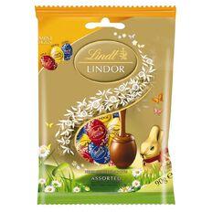 Lindt Assorted Mini Egg Bag 90g