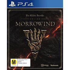 PS4 Elder Scrolls Online Morrowind