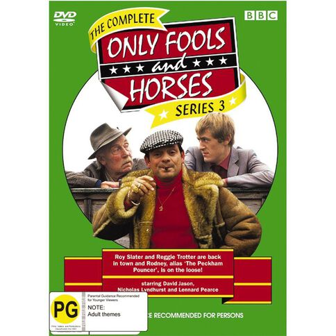 Only Fools & Horses Series 3 DVD 1Disc