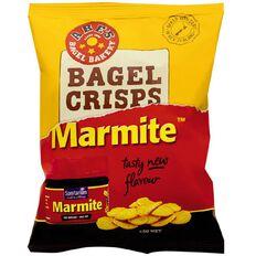 Abe's Bagel Crisps Marmite 45g