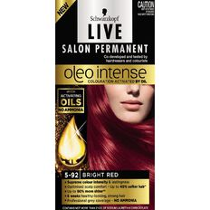 Schwarzkopf LIVE Salon Oleo Intense Bright Red 5.92