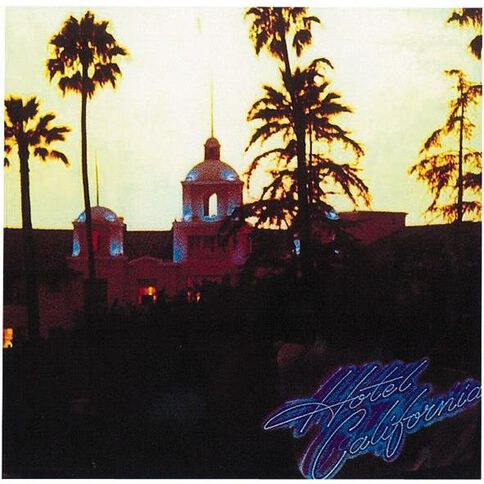 Hotel California CD by The Eagles 1Disc