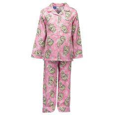 Frozen Girls' Flannelette Pyjamas