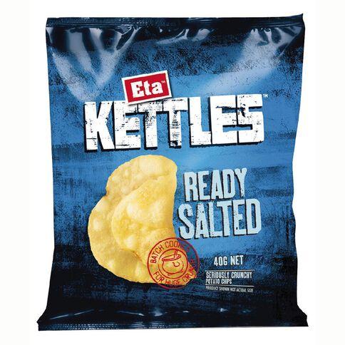 Eta Kettles Ready Salted 40g