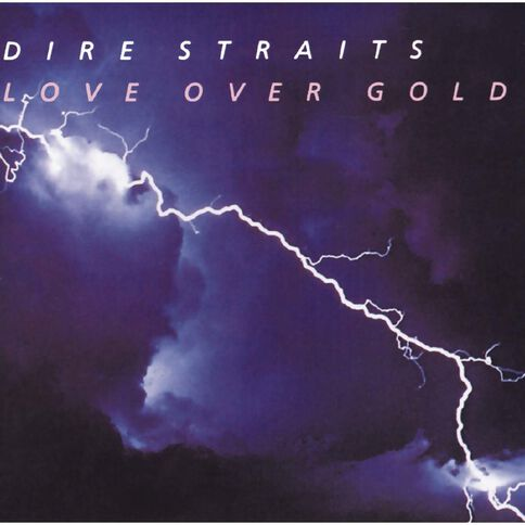 Love Over Gold Vinyl by Dire Straits 1Record