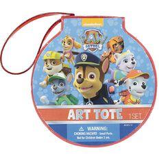 Paw Patrol Mini Circle Art Case
