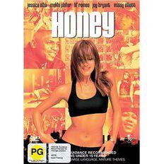 Honey DVD 1Disc