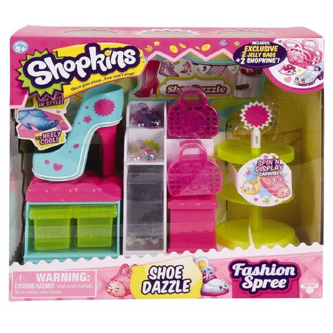 Shopkins Fashion Play Set Assorted