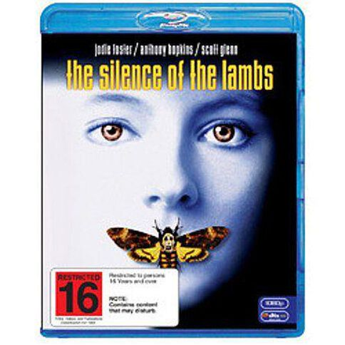 Silence Of The Lambs Blu-ray 1Disc