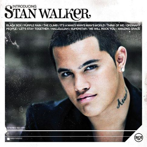 Introducing CD by Stan Walker 1Disc