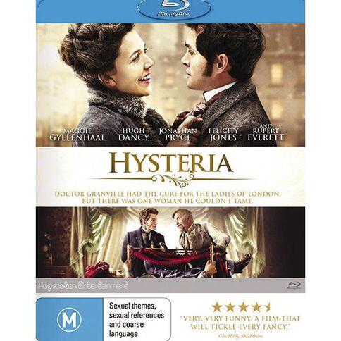 Hysteria Blu-ray 1Disc