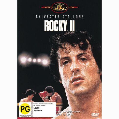 Rocky 2 DVD 1Disc