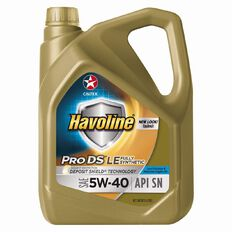 Caltex Havoline Engine Oil Fully Synthetic 5W-40 4L