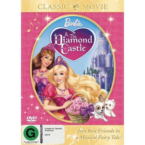 Barbie Diamond Castle DVD 1Disc