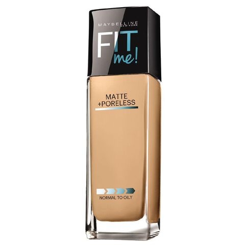 Maybelline Fit Me Matte & Pore Foundation Natural Beige