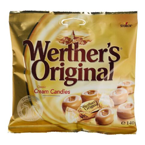Werther's Original Family Pack 140g