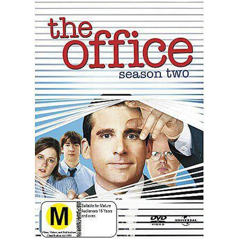 The Office: Season 2 DVD 4Disc