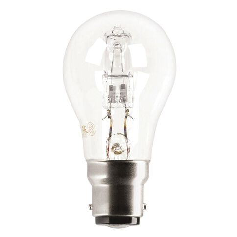 General Electric Bulb Halogen GLS BC Clear 70W