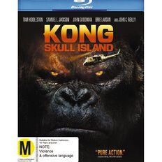 Kong Skull Island UV Blu-ray 1Disc