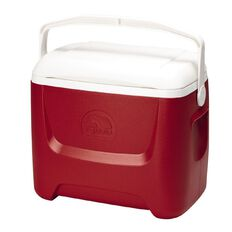 Igloo Island Breeze Chilly Bin Red 26L