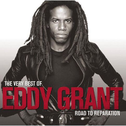 The Very Best of Road to Reparation CD by Eddy Grant 1Disc