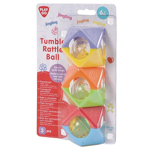 Playgo Tumble Rattle Balls