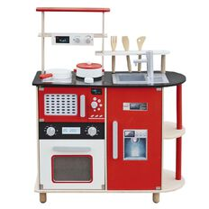 Play Kitchen Gourmet Wooden