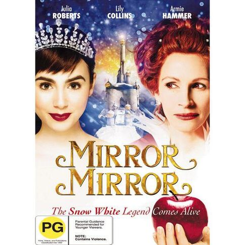 Mirror Mirror DVD 1Disc