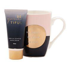Be You Hand Cream 50g Mug Set