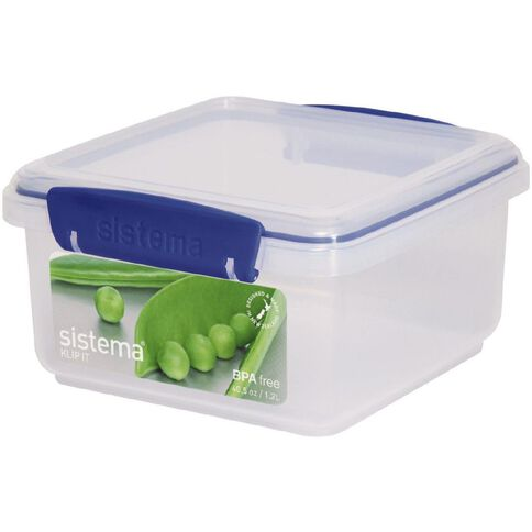 Sistema Klip It Blue Container 1.2L