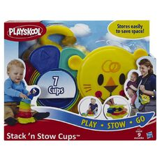Playskool Play Stow Go Stack 'n Stow Cup