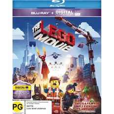 The LEGO Movie Blu-ray 1Disc