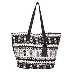 Debut Aztec Tote Handbag