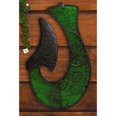 Wall Art Glass Hook 31cm