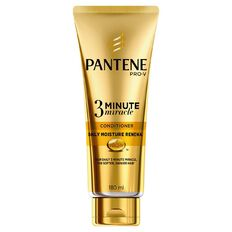Pantene 3 Minute Miracle Conditioner Daily Moisture Renewal 180ml