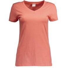 Basics Brand Women's V-Neck Tee
