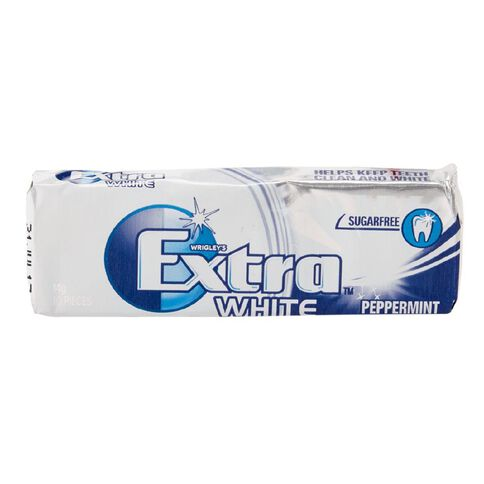 Extra White Peppermint 14G